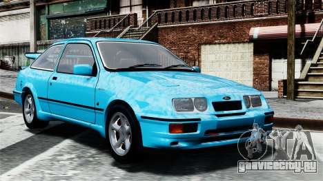 Ford Sierra RS Cosworth v2 для GTA 4