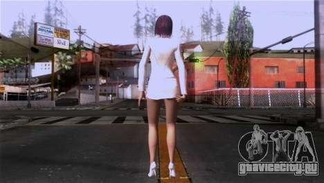 Детализированный скин девушки для GTA San Andreas третий скриншот