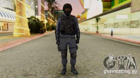 [GTA 5] SWAT для GTA San Andreas второй скриншот
