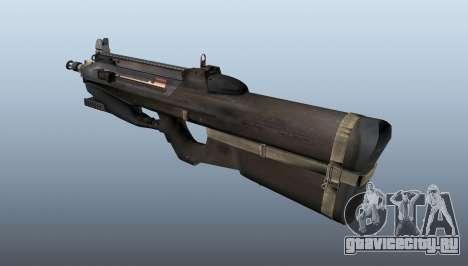 FN F2000 Tactical для GTA 5 третий скриншот