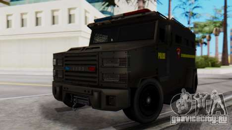 GTA 5 Enforcer Indonesian Police Type 2 для GTA San Andreas