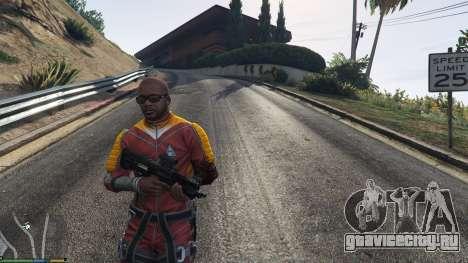 Карабин Bulldog для GTA 5 второй скриншот