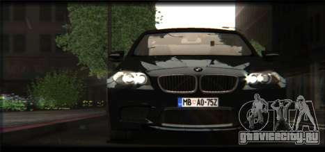 Jungles ENB v 2.5 для GTA San Andreas третий скриншот