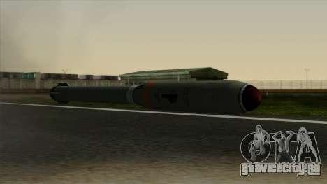 Homing Missile для GTA San Andreas второй скриншот
