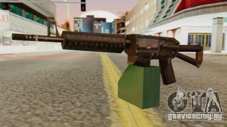 Ares Shrike SA Style для GTA San Andreas