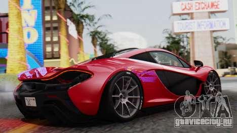 Progen T20 для GTA San Andreas вид слева