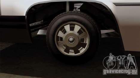 GTA 5 Albany Emperor для GTA San Andreas вид сзади слева