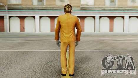 [PayDay2] Dallas для GTA San Andreas третий скриншот