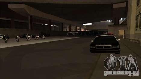 DLC Big Cop and All Previous DLC для GTA San Andreas второй скриншот