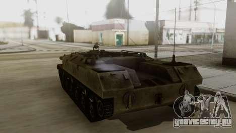 BTR-D для GTA San Andreas вид слева