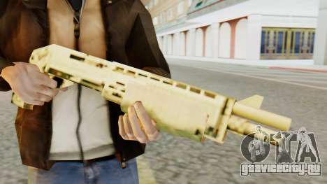 SPAS 12 SA Style для GTA San Andreas третий скриншот