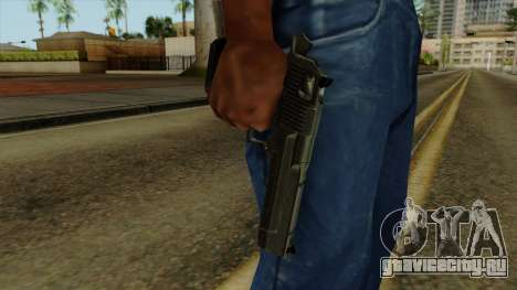 Original HD Desert Eagle для GTA San Andreas третий скриншот