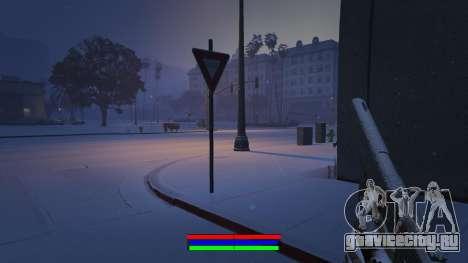 Long Winter 0.2 [ALPHA] для GTA 5 четвертый скриншот