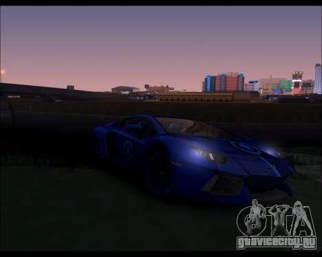 Project 0.1.4 (Medium High PC) для GTA San Andreas шестой скриншот