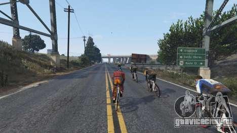 Downhill Racing для GTA 5 пятый скриншот