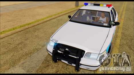 Ford Crown Victoria для GTA San Andreas