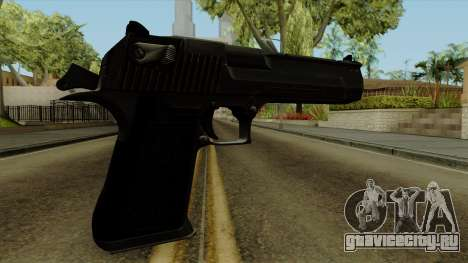Original HD Desert Eagle для GTA San Andreas второй скриншот