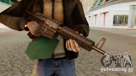Ares Shrike SA Style для GTA San Andreas третий скриншот