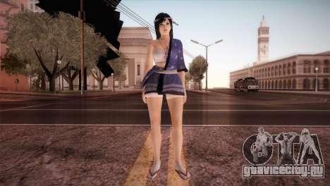 Momiji Kokoro2 DoA для GTA San Andreas второй скриншот