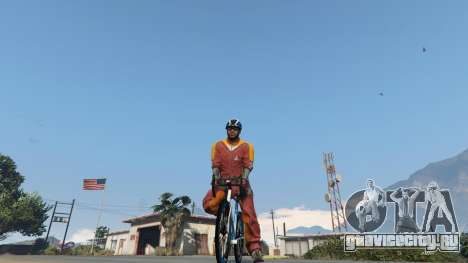 Downhill Racing для GTA 5 третий скриншот