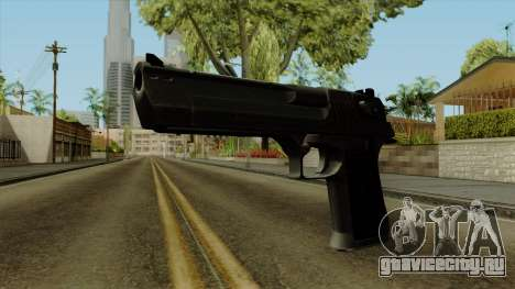 Original HD Desert Eagle для GTA San Andreas