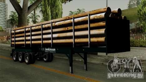 Trailer Log v2 для GTA San Andreas