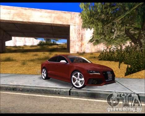 Project 0.1.4 (Medium High PC) для GTA San Andreas третий скриншот