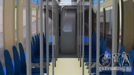 New Tram SF для GTA San Andreas вид слева