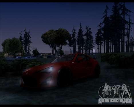 Project 0.1.4 (Medium High PC) для GTA San Andreas пятый скриншот