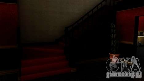 Ретекстур дома CJ в стиле Scarface для GTA San Andreas четвёртый скриншот