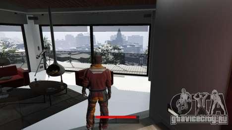 Long Winter 0.2 [ALPHA] для GTA 5 второй скриншот