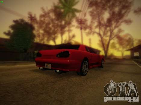 Iceh ENB для GTA San Andreas пятый скриншот