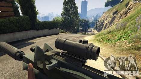 Battlefield 4 Famas для GTA 5
