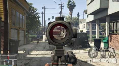 The Red House для GTA 5 шестой скриншот