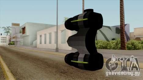 Original HD Thermal Goggles для GTA San Andreas второй скриншот