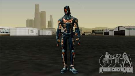 Ant-Man Orange Jacket для GTA San Andreas второй скриншот