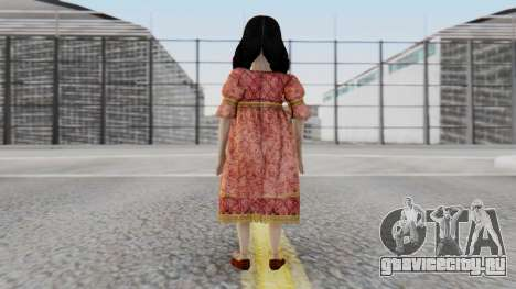 Cereza Bayonetta (child) для GTA San Andreas третий скриншот