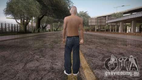 Beach Bum Wmylg для GTA San Andreas третий скриншот