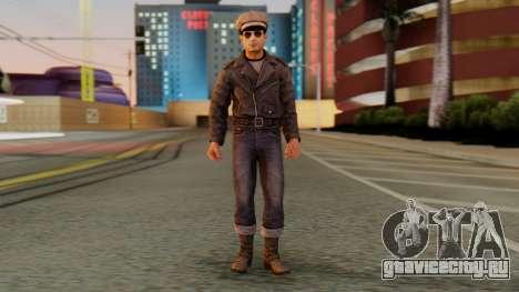 Vito Gresser v2 для GTA San Andreas второй скриншот