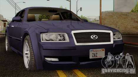 Sungnyemun Moirai IVF для GTA San Andreas