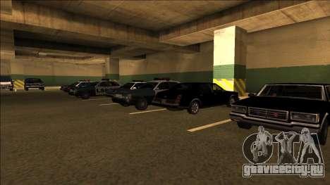 DLC Big Cop and All Previous DLC для GTA San Andreas третий скриншот