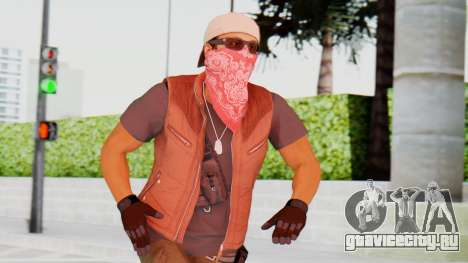 [BF Hardline] Gang Technician для GTA San Andreas