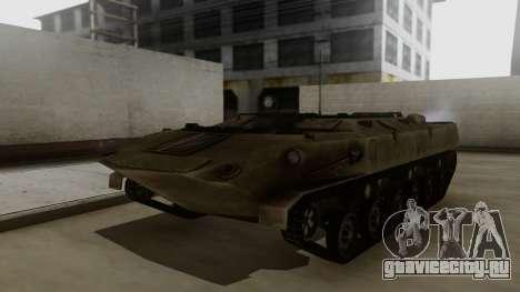 BTR-D для GTA San Andreas