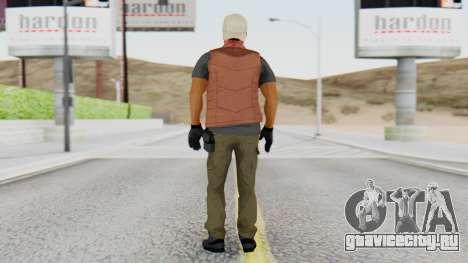 [BF Hardline] Gang Technician для GTA San Andreas третий скриншот