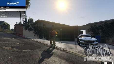 Downhill Racing для GTA 5 второй скриншот