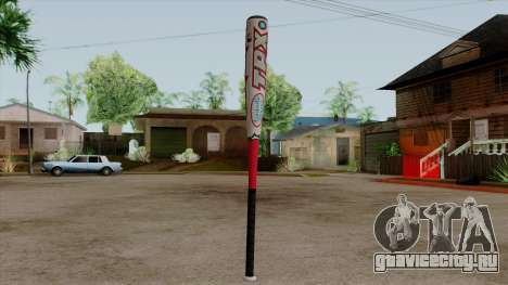Original HD Bat для GTA San Andreas