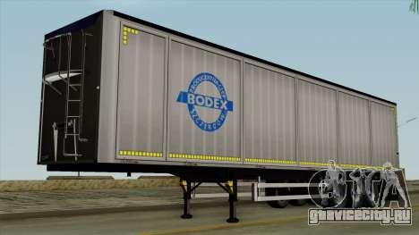 Bodex_TZ для GTA San Andreas