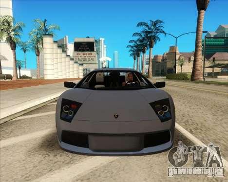 Andromax ENB для GTA San Andreas второй скриншот