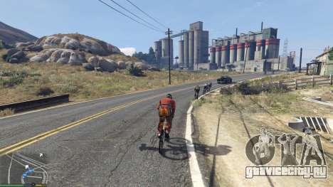 Downhill Racing для GTA 5 шестой скриншот