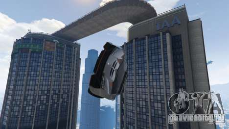 Maze Bank Mega Spiral Ramp для GTA 5 шестой скриншот